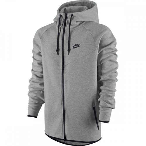 Nike Sweat à Capuche Team Club FZ Noir Junior