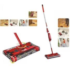 swivel sweeper balai m canique sans fil et rechargeable pas cher. Black Bedroom Furniture Sets. Home Design Ideas