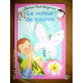 30-Le Voleur De Sourire de Sylvie Mitrecey