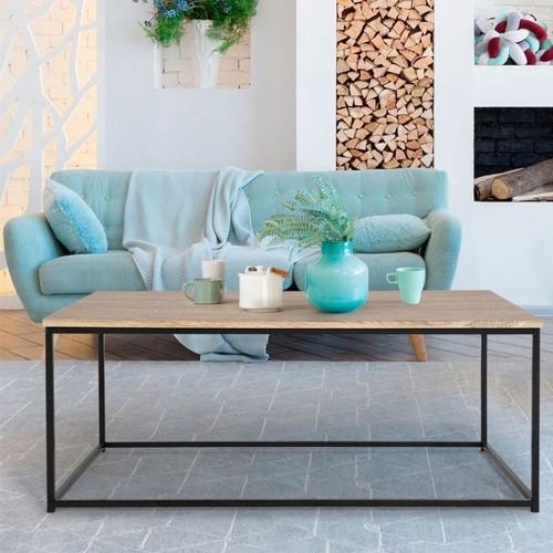 45fd3ff8e8eaa1 table bois industriel pas cher ou d occasion sur Rakuten