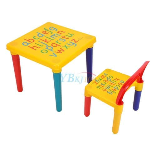 Table Chaise Plastique Enfant