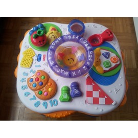 Table d 39 activit achat vente neuf occasion priceminister - Table activite fisher price ...