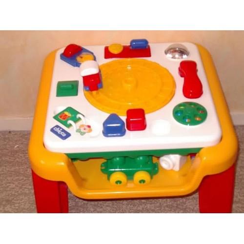 table d 39 veil d 39 activit s achat vente de jouet. Black Bedroom Furniture Sets. Home Design Ideas