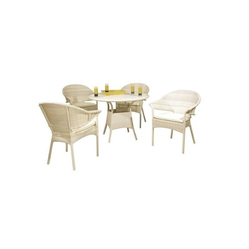 f1e0c8624ecb2a table et fauteuil de jardin en resine tressee pas cher ou d occasion ...