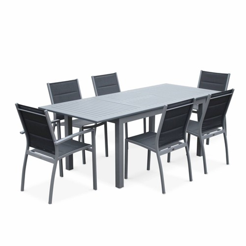 Table extensible pas cher latest table console extensible pas cher cm violet laque nina xl - Table de jardin extensible pas cher ...