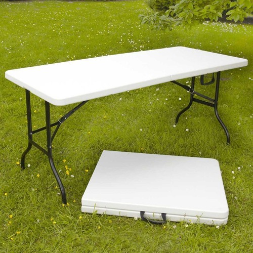 Table jardin plastique