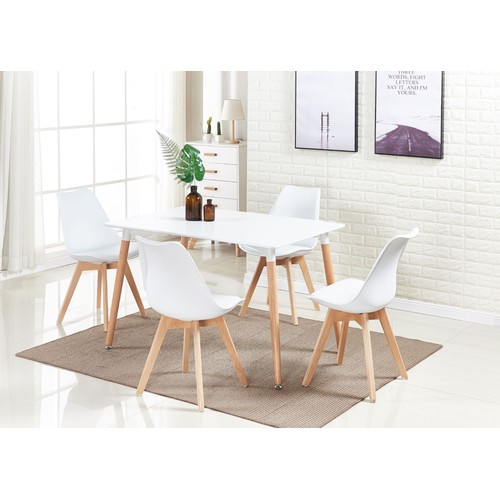 Charmant Table Salle A Manger Scandinave