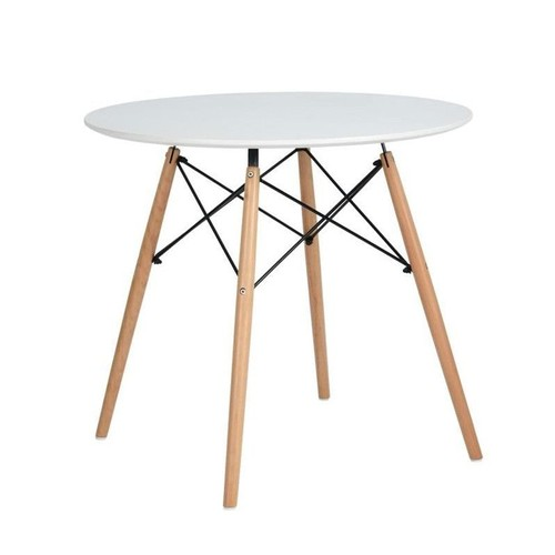 Table en bois massif Achat, Vente Neuf & d\'Occasion - Rakuten