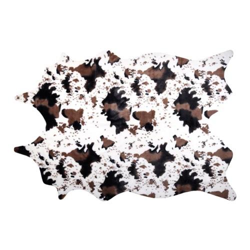 tapis peau vache pas cher ou d 39 occasion sur rakuten. Black Bedroom Furniture Sets. Home Design Ideas