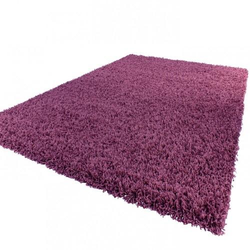 Tapis Salon Gris Violet