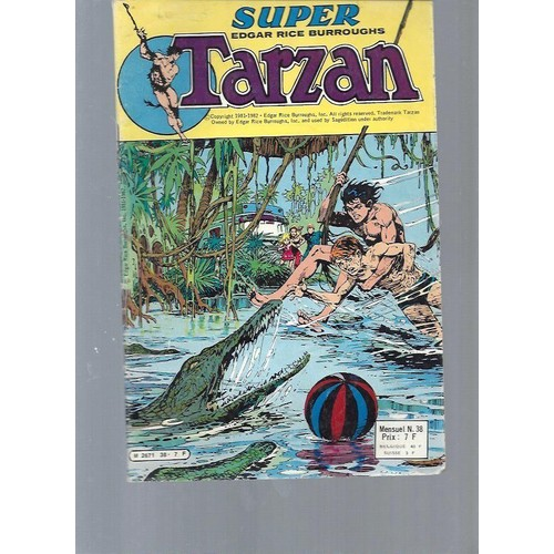 Tarzan 38