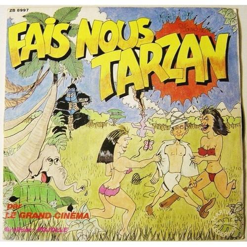 Tarzan 45