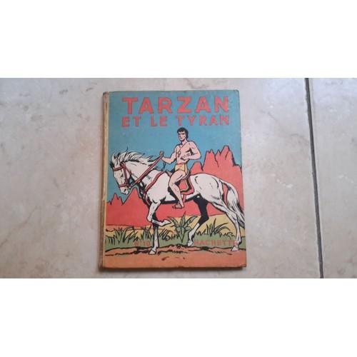 Tarzan et le tyran, tome 6