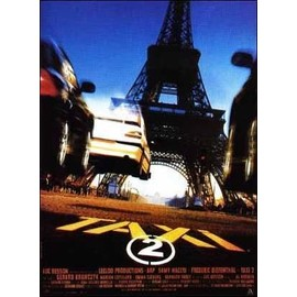 taxi 2 affiche du film 68 x 98 achat et vente priceminister rakuten. Black Bedroom Furniture Sets. Home Design Ideas