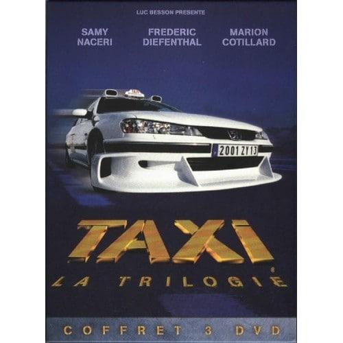 taxi trilogie