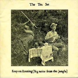 Keep On Running - Tea Set
