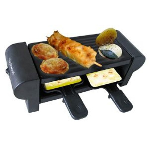 techwood trd 22 raclette duo grill pas cher priceminister. Black Bedroom Furniture Sets. Home Design Ideas