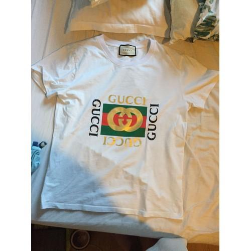 91a06081520 tee shirt gucci homme pas cher ou d occasion sur Rakuten