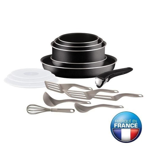 Tefal ingenio induction achat et vente neuf d 39 occasion - Batterie cuisine tefal ingenio induction ...