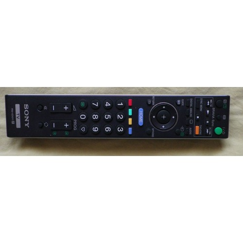 telecommande pour television sony pas cher ou d 39 occasion sur priceminister rakuten. Black Bedroom Furniture Sets. Home Design Ideas