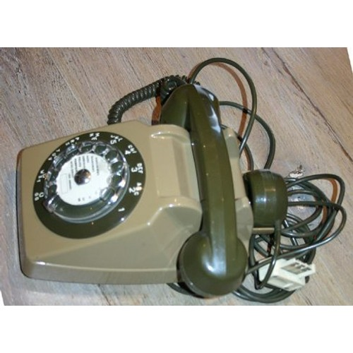 s telephone ancien