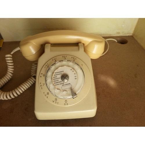 telephone ancien achat et vente neuf d 39 occasion sur priceminister rakuten. Black Bedroom Furniture Sets. Home Design Ideas