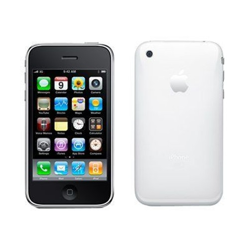 t l phone mobile apple iphone 3gs blanc achat vente neuf d 39 occasion. Black Bedroom Furniture Sets. Home Design Ideas