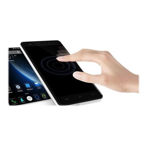 t l phone mobile doogee x5 pro blanc achat vente neuf. Black Bedroom Furniture Sets. Home Design Ideas