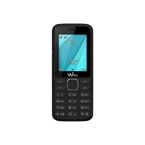 t l phone mobile wiko lubi 4 noir achat vente neuf d. Black Bedroom Furniture Sets. Home Design Ideas