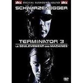 Terminator 3 : Le Soulevement Des Machines - Edition 2 Dvd de Jonathan Mostow