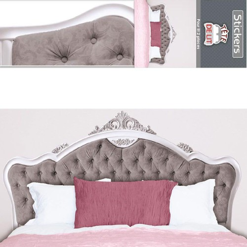 tete de lit baroque pas cher ou d 39 occasion sur rakuten. Black Bedroom Furniture Sets. Home Design Ideas