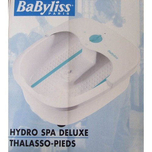 babyliss hydro spa deluxe thalasso pieds pas cher priceminister. Black Bedroom Furniture Sets. Home Design Ideas