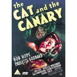 The Cat And The Canary de Elliott Nugent