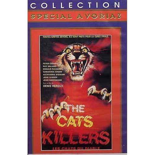 The cats killers les chats du diable vhs - Code promo vente du diable frais de port offert ...
