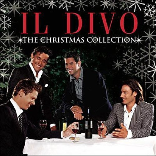 The christmas collection il divo cd album - Il divo christmas album ...