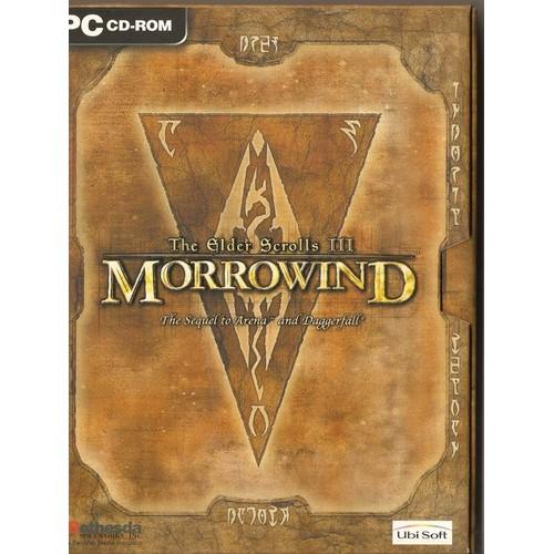 The Elder Scrolls 3: Bloodmoon (Morrowind Expansion pack), sur PC