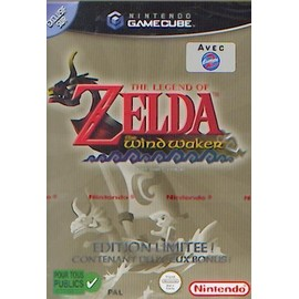 The Legend Of Zelda : The Wind Waker (�dition Collector Limit�e - 3 Jeux)
