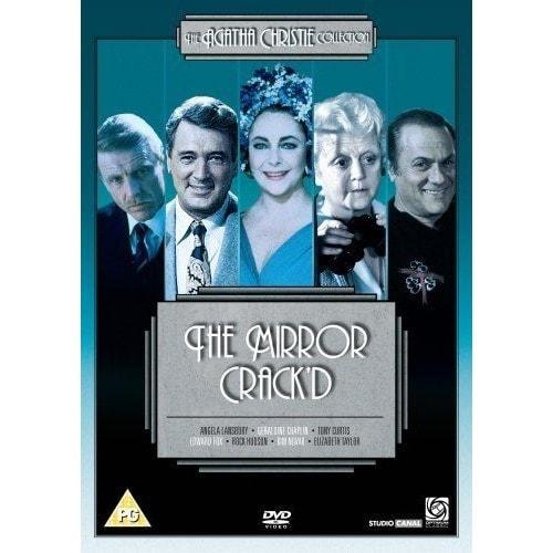 Le miroir se brisa de guy hamilton en dvd neuf et d for Miss marple le miroir se brisa