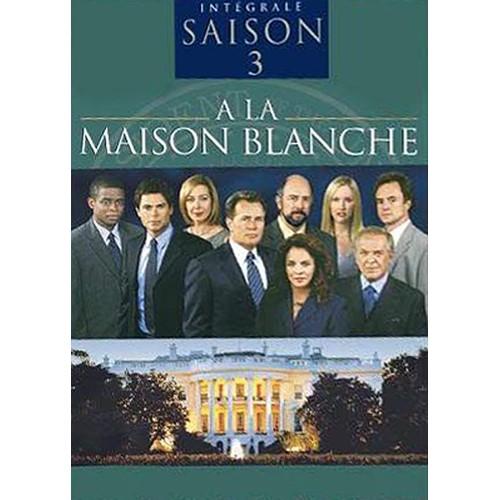La maison blanche de aaron sorkin en dvd neuf et d for A la maison blanche saison 6