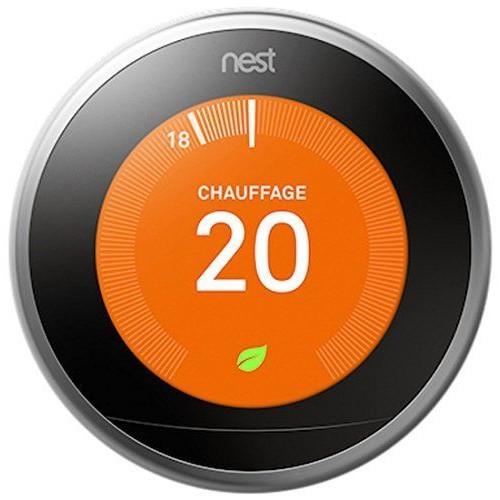 Thermostat connecte pas cher ou d 39 occasion sur priceminister rakuten - Thermostat connecte nest ...