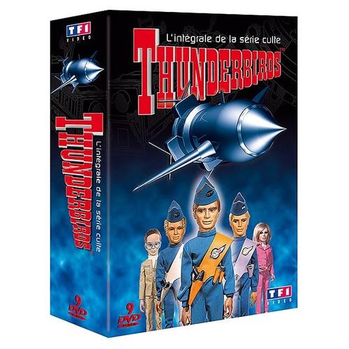 Thunderbirds l 39 int grale de la s rie culte dvd zone 2 - Code avantage aroma zone frais de port ...