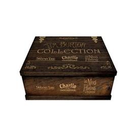 Tim Burton Collection - Coffret - Sweeney Todd + Charlie Et La Chocolaterie + Les Noces Fun�bres - Edition Prestige � Tirage Limit� de Tim Burton