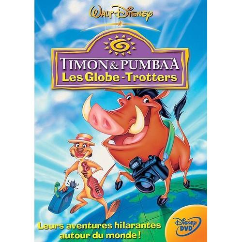 Timon pumba les globe trotters dvd zone 2 - Les aventures de timon et pumba ...