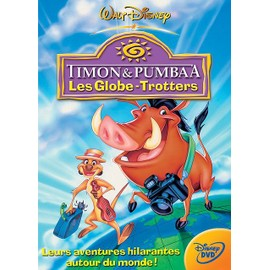Timon pumba les globe trotters dvd zone 2 rakuten - Les aventures de timon et pumba ...