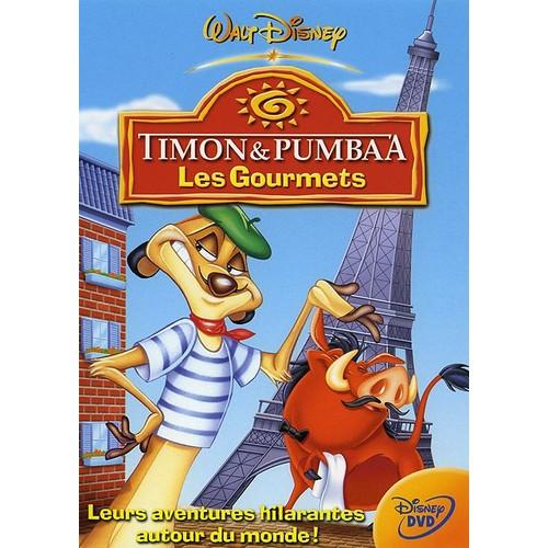 Timon pumba les gourmets de tony craig en dvd neuf et - Les aventures de timon et pumba ...