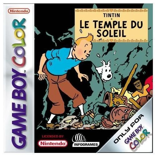 tintin game boy pas cher ou d 39 occasion sur priceminister rakuten. Black Bedroom Furniture Sets. Home Design Ideas
