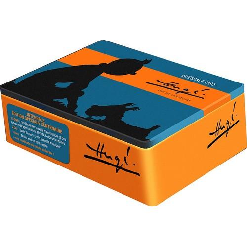 Tintin l 39 int grale herg coffret 13 dvd dition - Code avantage aroma zone frais de port ...