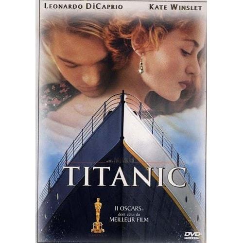 titanic de james cameron en dvd neuf et d 39 occasion sur rakuten. Black Bedroom Furniture Sets. Home Design Ideas