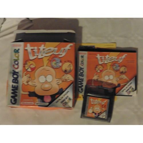 titeuf game boy color - Acheter Game Boy Color Neuve