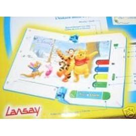 Tivi Livre Disney Winnie L'ourson De Lansay